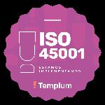 Electra - Selo - ISO 45001 - Menu